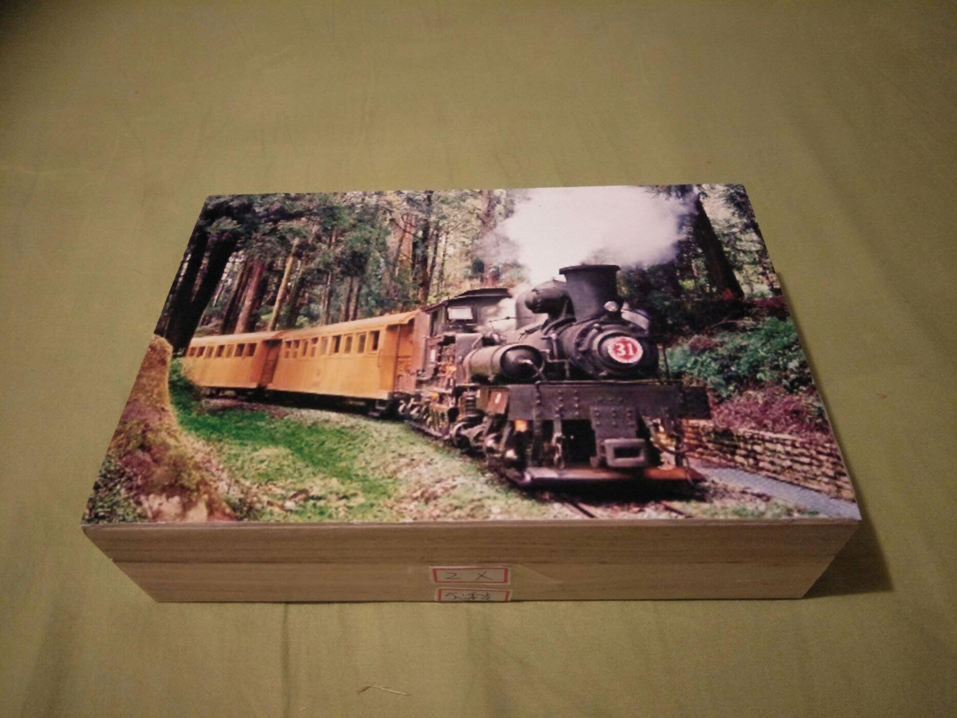 蝶古巴特-桐木收納盒 飾品盒珠宝盒