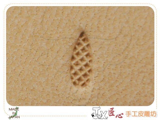 ☆ 匠心 手工皮雕坊 ☆ 日製 Craft印花工具 (編號:SKA104-1)  /皮革 陶土 刻印