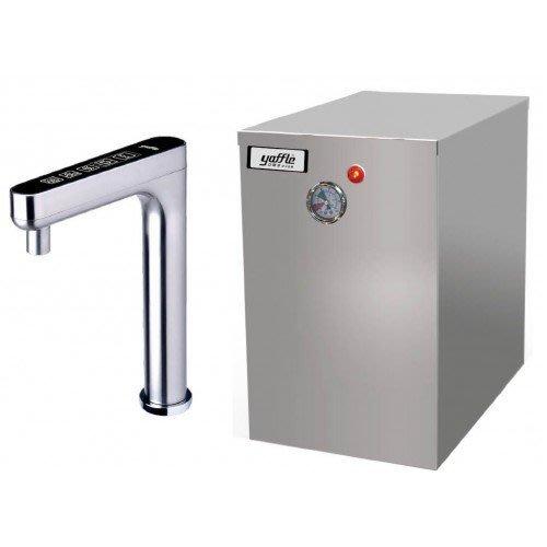 *魔法廚房*美國yaffle 亞爾浦 櫥下型家用氣泡水機 YS-130 電子觸控式 全機304不鏽鋼