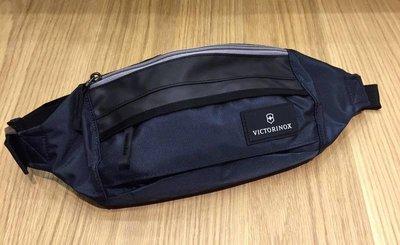 2017新款 Victorinox 瑞士維氏 腰包斜背包相機包深藍色 601435 全新正品免運歡迎詢問優惠