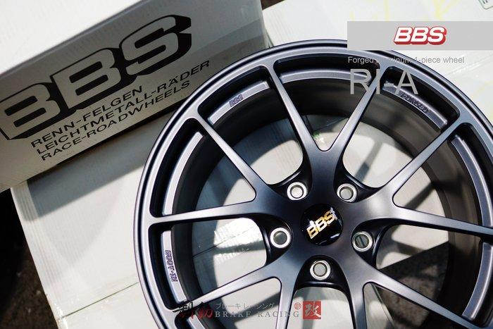 ㊣日本原裝 BBS RI-A 鍛造輕量化 精緻鋁圈 BMW F20 F30 F36規格齊全 各車系歡迎詢問 / 制動改