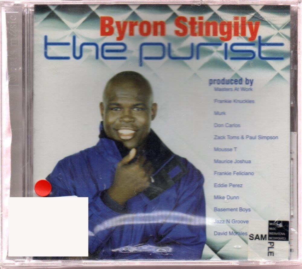 Byron Stingily The Purist | 再生工場 03