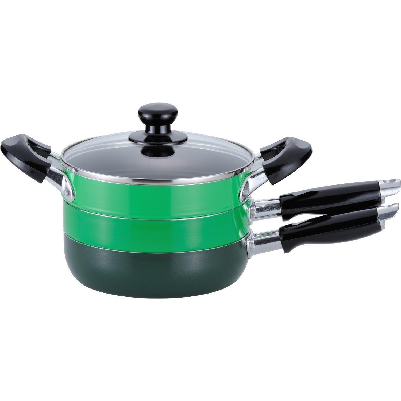 『東西賣客』【預購2週內到】日本 Wahei freiz 和平 三重鍋/湯鍋/煎/煮 18cm 【COM-9684】