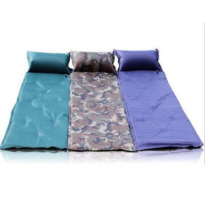 9點 5cm加厚 自動充氣墊 自動充氣床墊 露營睡墊 送背袋 20633