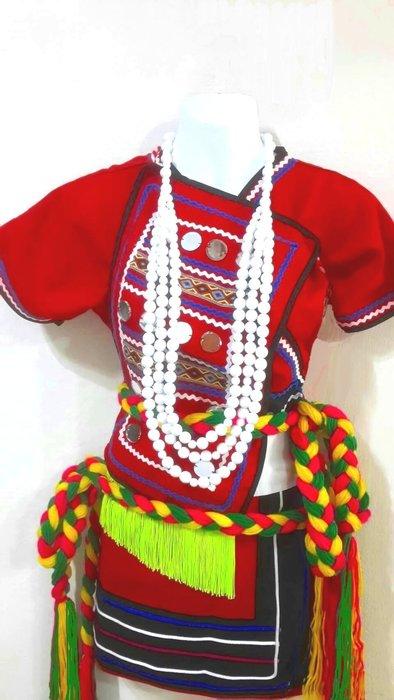 原住民手工藝品※民俗風.超美...原住民服飾.編織毛線頭帶.跳舞用頭飾. 原住民項鍊