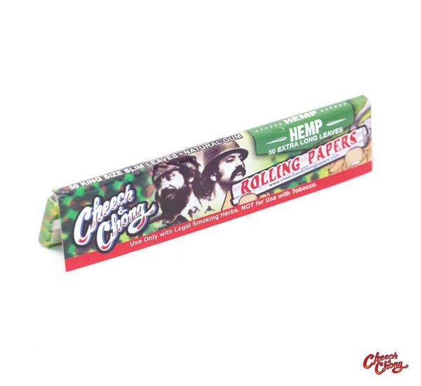 GOODFORIT / Cheech & Chong HEMP KS Rolling Papers大麻纖維捲菸紙