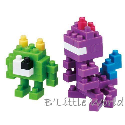~B Little World ~     東京迪士尼園區限定 nanoblock超迷你積