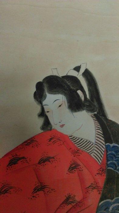 大草原典藏,日本百年古畫