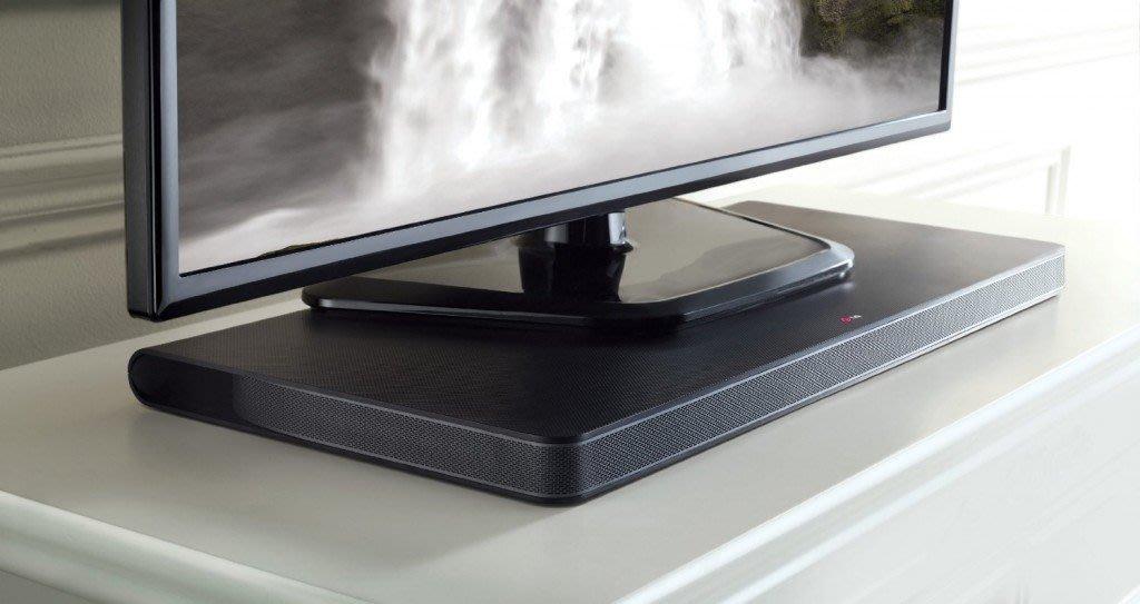 LG 樂金 LAP340 藍芽 4.1聲道家庭劇院 超薄35mm 電視底座-5