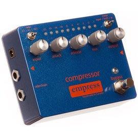 加拿大 Empress Effects Compressor 手工 壓縮 效果器 總代理 公司貨 一年保固