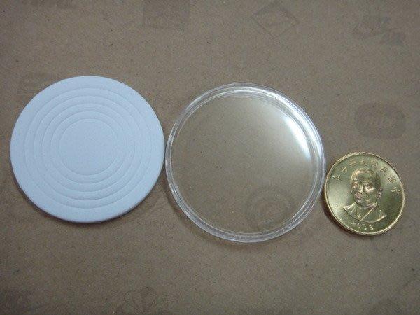 ☆小森館☆錢幣也要一頂安全帽!錢幣銀幣專用透明壓克力盒收納保護盒.1枚10元~11