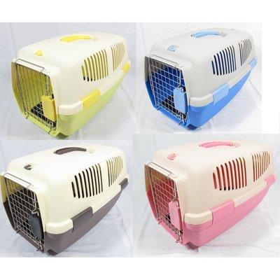 【優比寵物】時尚義大利(M款)C616運輸籠/飛機籠/手提籠/提籠/寵物籠-優惠價-