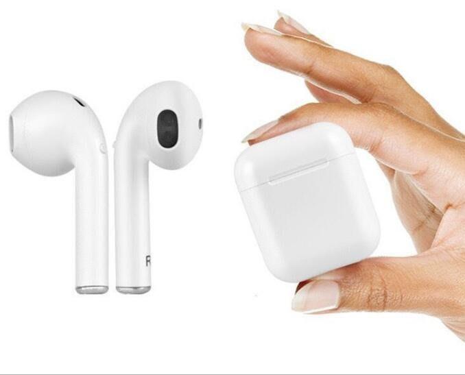 新款 I8X藍牙耳機 升級版i7TWS無線藍牙耳機  i8xTWS對耳藍牙耳機蘋果對耳 1105