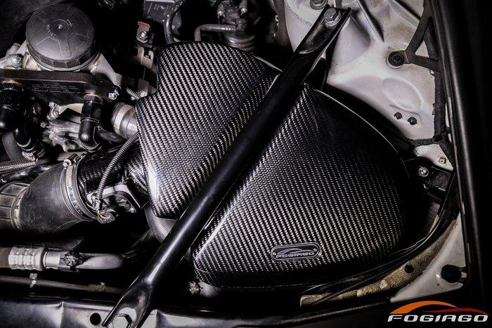 ☆光速改裝精品☆Fogiago BMW F10/F18 520i/525i/528i/528GT/530 碳纖維進氣套件