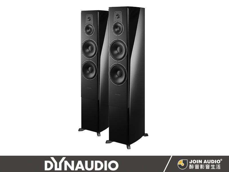 【醉音影音生活】丹麥 Dynaudio Contour 60 (鋼烤黑/鋼烤白) 落地式喇叭.3音路4單體.公司貨