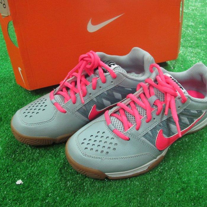 NIKE 女生運動休閒鞋慢跑鞋 粉色 粉紅色 桃紅色 正品公司貨挑 戰最低價6號23CM全新