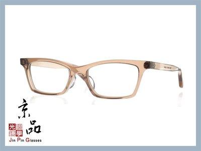 京品眼鏡 EFFECTOR 伊菲特 lee CBR 粉透明色 日本手工眼鏡 光學眼鏡 JPG