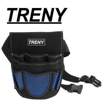 【TRENY直營】TRENY (基本款-工具腰帶) 整齊收納不零亂 隨身工具包 電工包 耐磨 耐重 大容量 5032A