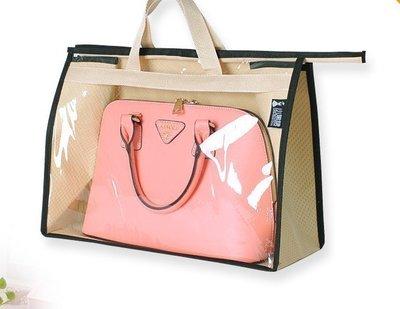 手提式透明包包防塵袋 國際精品bvlgari 名牌包 JAMBO手提包側背包 肩背包 LV手拿包 皮包 收納袋 現貨
