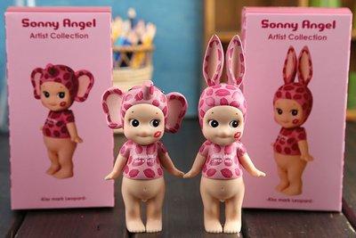 JAMES ROOM#Sonny Angel 2款動物馬卡龍 Q比 2013限定天使丘比特吻痕唇印兔子大象