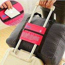 ~小妹的店~  防潑水折疊式拉桿手提袋 旅遊 行李袋 收納折疊收納大容量行李桿旅行袋 行李