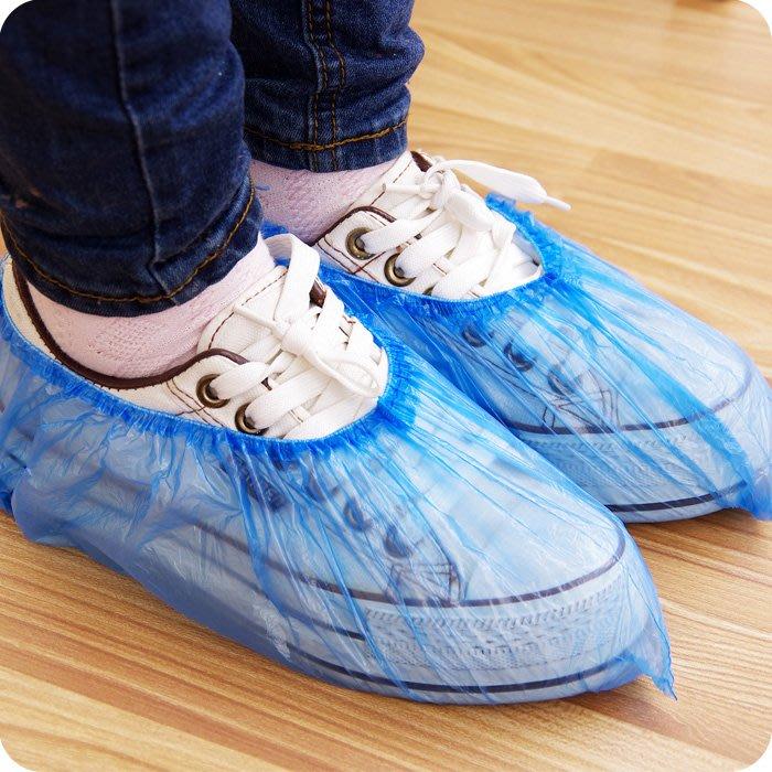 (10雙) 鞋套 一次性鞋套 防塵套 鞋子防水套 防汙鞋套 防髒套 男女適用 裝修防塵 鞋子保護套