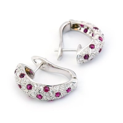 JHT金宏總珠寶/GIA鑽石專賣】天然鑽石耳環/材質:18K (JB35-B20)