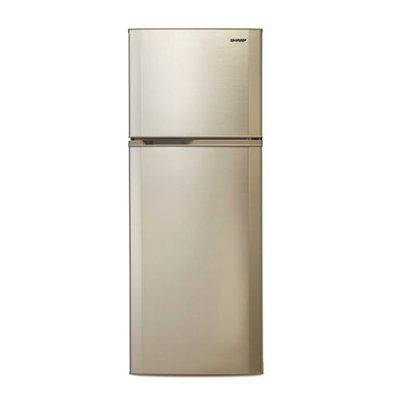 SHARP 夏普 310L 雙門 變頻 電冰箱 SJ-E31T (S / 雅致銀) $15700