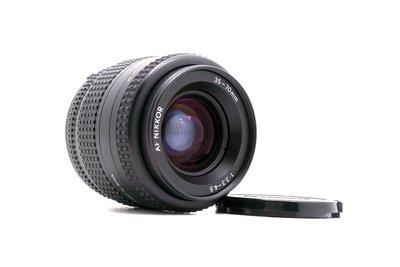 【台中競標】Nikon AF 35-7...