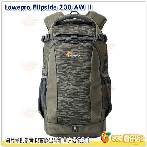 @3C 柑仔店@ LoweproFlipside 200AWII 新火箭手 相機後背包 迷彩 公司貨