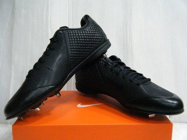 新莊新太陽 NIKE ZOOM VAPOR J型 554872-001 棒壘 球鞋 鐵釘 黑 剩8/8.5 特2500