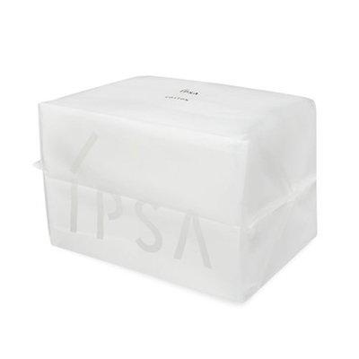 【小喻美妝】IPSA 茵芙莎 化妝棉 120片。微整機能液、自律循環液 專用