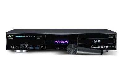 音圓卡拉OK最新旗艦級伴唱機NV-530超大硬3000GB可自錄新歌錄音錄影功能有實體門市的音響老店歡迎來店試聽試唱