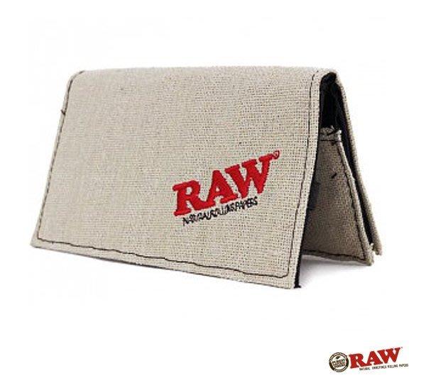 GOODFORIT / 西班牙RAW® Smoking Wallet限量捲煙工具包/防潮太空塑料夾層