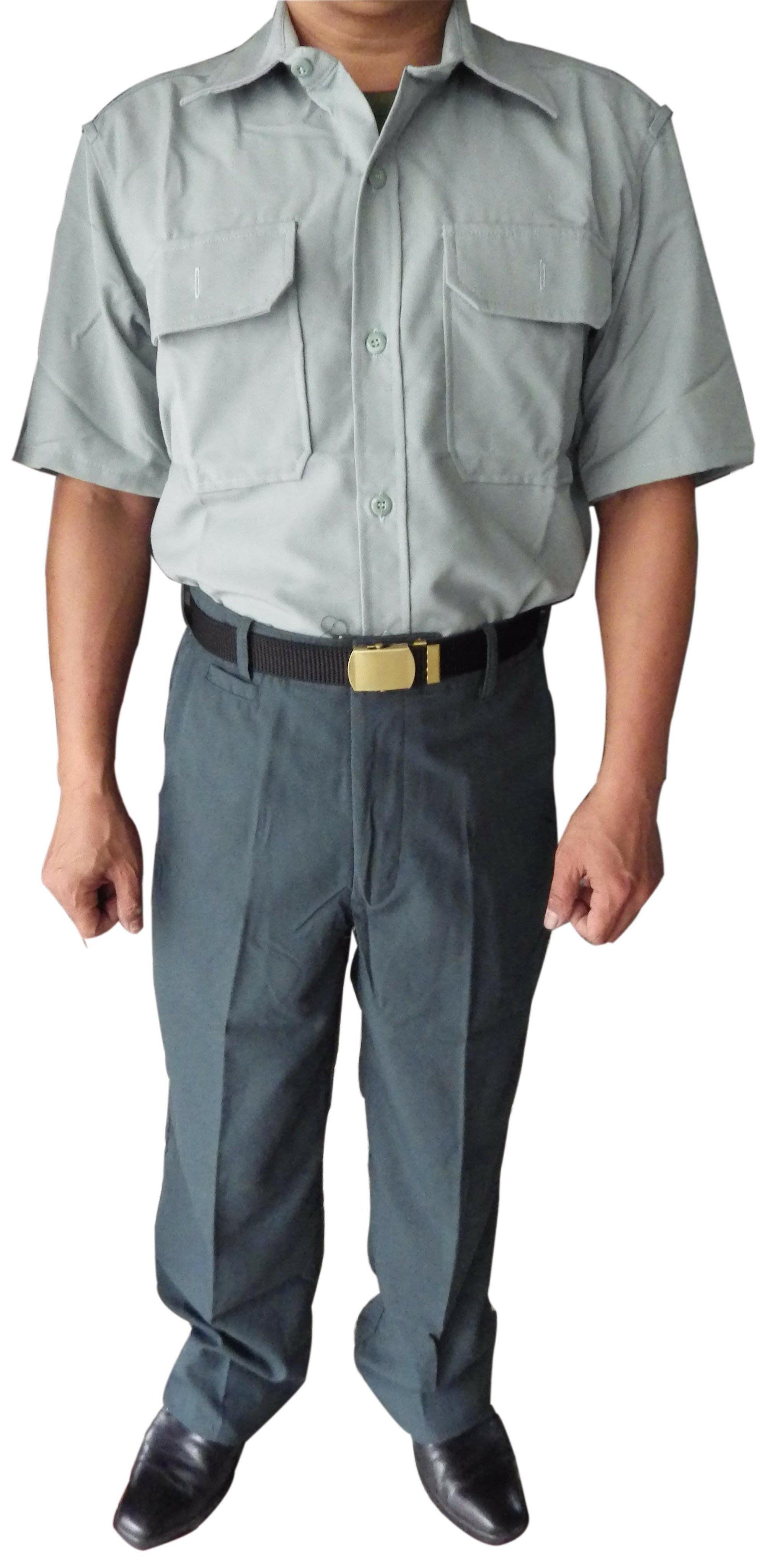 陸軍軍便服長褲 不含上衣及皮帶和銅釦和皮鞋