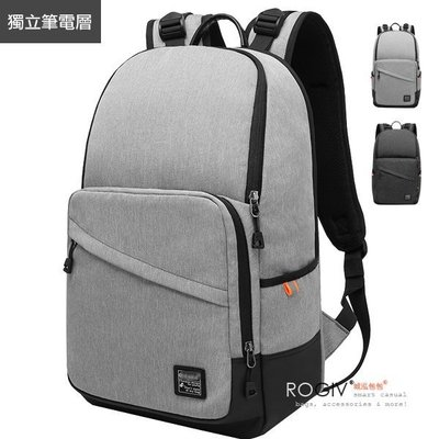 [城泓包包] 輕便百搭雙肩後背包 電腦後背包 筆電後背包 電腦包 584