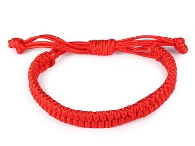 《316小舖》【滿100元-加購區-AB19】 (高級紅繩手鍊-多款幸福紅繩手鍊-單件價-需消費滿100元才能加購)