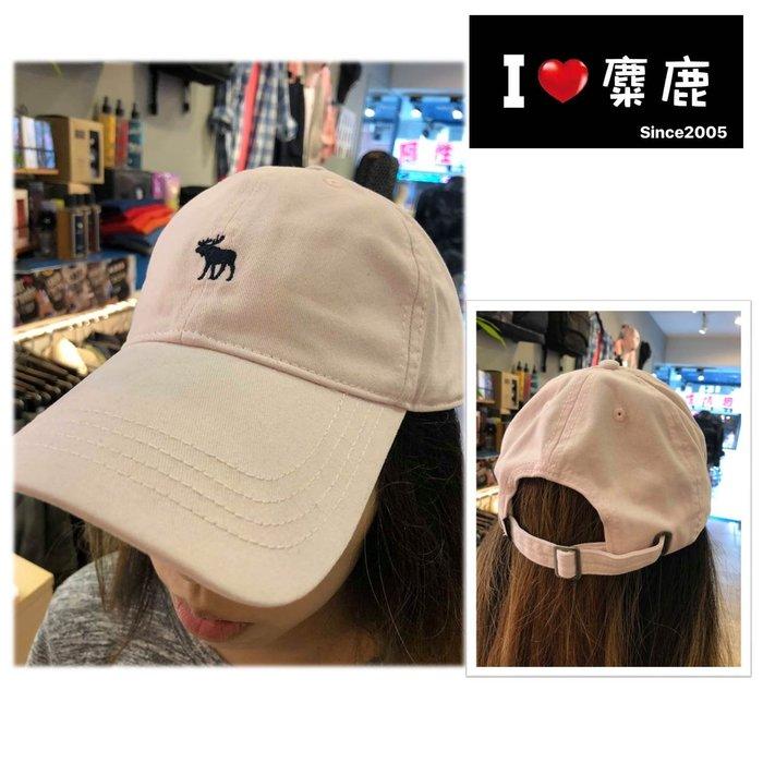 2018 AF A&F 春夏新款 圖案棒球帽 經典小麋鹿LOGO 我愛麋鹿 東區正品專賣店