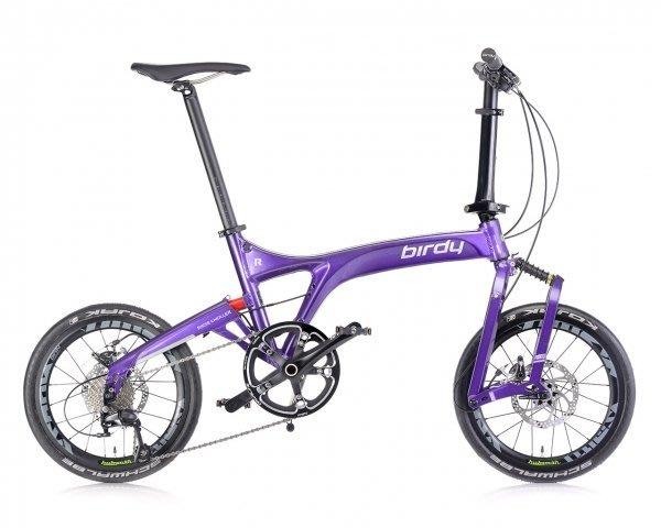 (J.J.Bike) NEW Birdy R 三代鳥 折疊車 碟煞 11速 太平洋自行車 縱向摺疊 特價優惠中