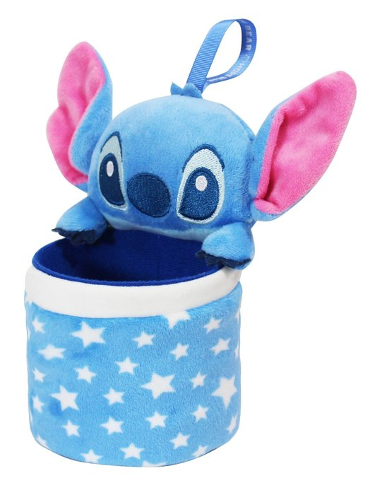 Stitch史迪奇桌上置物桶-星星ST2025