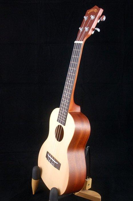 【夏威夷品牌】Leolani 23吋 雲杉面單 烏克麗麗 C2400CMA【夏威夷樂器 台南烏克麗麗專賣】