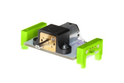 美國 littleBits 零件 (output):  DC Motor  (8折出清)