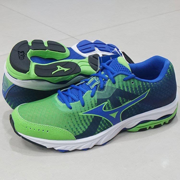 Mizuno 美津濃  WAVE ELEVATION  J1GR141774 男鞋