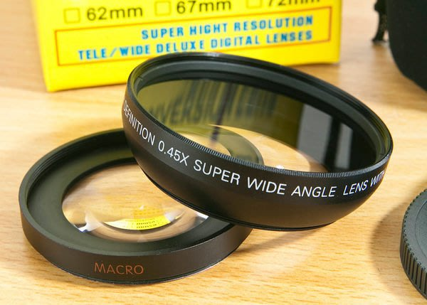 呈現攝影-ROWA 58mm 0.45x 廣角鏡 近攝鏡 Macro 無暗角 多層膜 鏡頭 18-55mm LX3 Gx1 GF2 女朋友