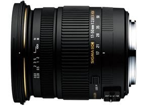 【日產旗艦】SIGMA 17-50mm F2.8 OS EX DC HSM Nikon Canon 平行輸入