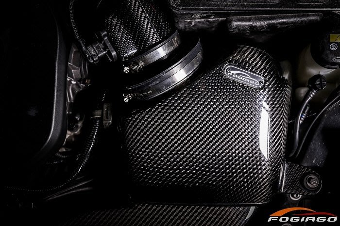 ☆光速改裝精品☆Fogiago BMW F52 118i 120i 125i 1.5T 2.0T 碳纖維進氣套件