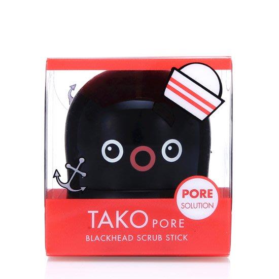 【韓Lin連線代購】韓國 TONYMOLY - TAKO PORE BLACKHEAD SCRUB STICK去黑頭膏