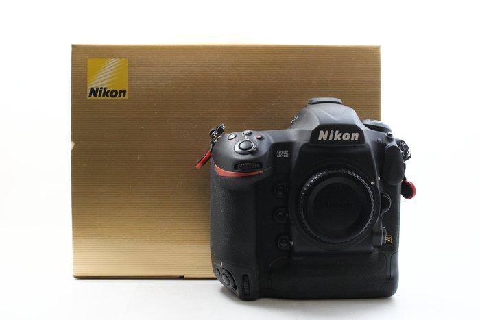 【台中青蘋果】NIKON D5 單機身 全片幅 旗艦機種 二手相機 快門13132  XQD版本 保固內 #22554