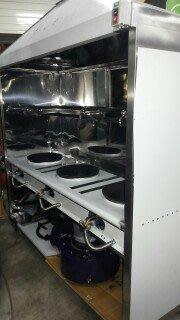 歡迎光臨我的e網賣場南門餐廚設備大賣場3口瓦斯快速炒台