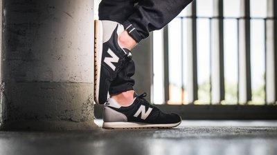NEW BALANCE 520 黑白 麂皮 網布 膠底 復古 慢跑 百搭 經典 男鞋 運動 U520AG YTS